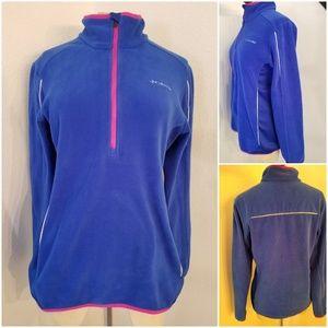 Columbia Omni Heat Thermal Control 1/2 Zip Sweater